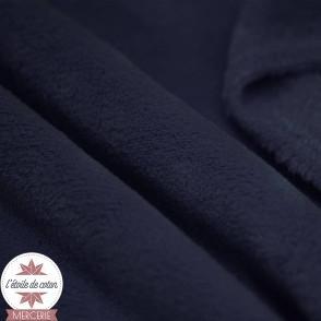 Tissu polaire doudou - menthe douce