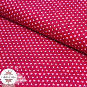 Mini étoiles - rose/fushia