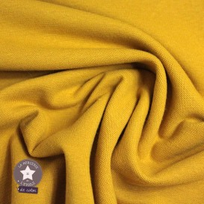 Bord-côte bio 165 cm - moutarde