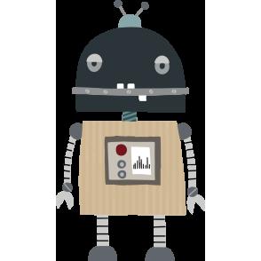 Transfert textile - Robot