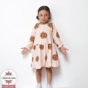 Patron Ikatee - Blouse/Robe LOUISE (enfant)