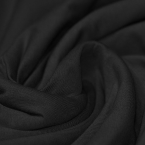 Jersey uni - noir