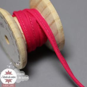 Passepoil rose fushia