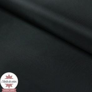 Tissu doublure - noir