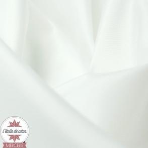 Tissu doublure - blanc