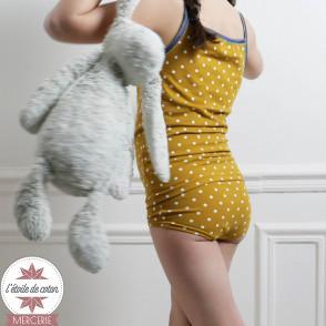 Patron Ikatee - Sous-vêtement BELLE (fille 3-12 ans)
