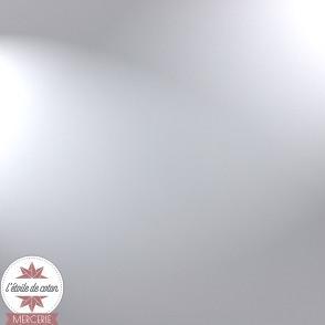 Flex thermocollant 50 x 25 cm - réfléchissant argent