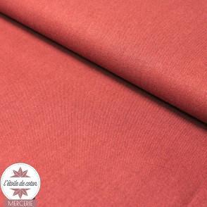 Tissu coton tomette - Oeko-Tex