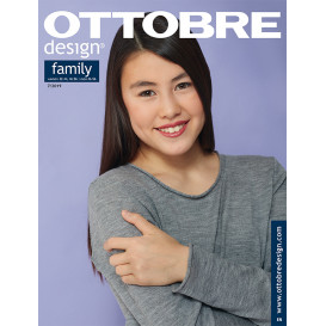 Magazine Ottobre Design® homme femme famille 2019