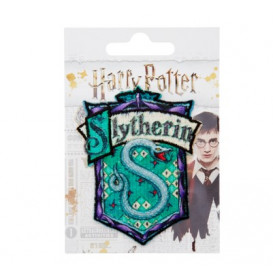 Motif thermocollant Harry Potter - écusson Serpentard
