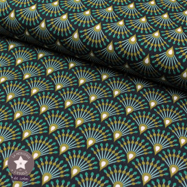 Tissu viscose palmier - Radiance by Penelope
