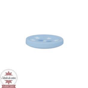 Bouton étoiles rose clair - 15 mm