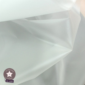 Tissu film alimentaire translucide