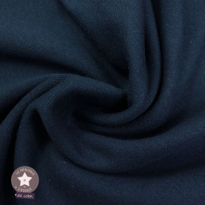 Bord-côte bleu marine - Oeko-Tex