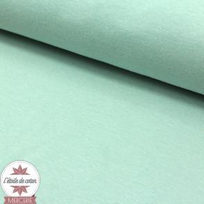 Bord-côte vert d'eau - Oeko-Tex