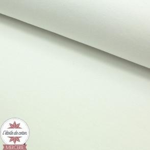 Bord-côte écru - Oeko-Tex