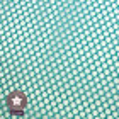 Tissu filet bleu canard (mesh)