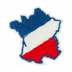 "Motif thermocollant ""FRANCE"""