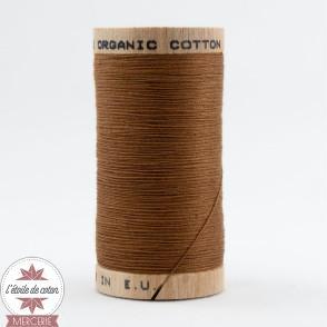 Fil 100% coton bio - noisette