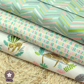 Painted Chevron by Blend Fabrics