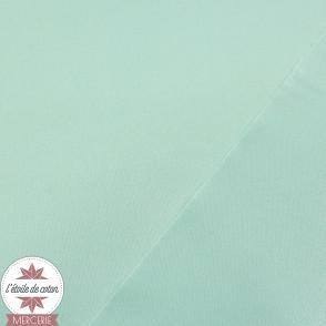 Tissu PUL uni bleu ciel - Oeko-Tex
