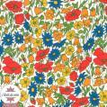 Tissu Liberty - Poppy & Daisy - collection 40 ans