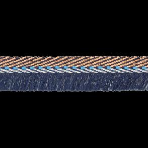 Ruban chevron zèbre - 40 mm