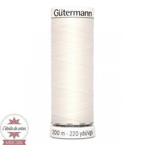 Fil Gütermann pour tout coudre 200 m - N°111