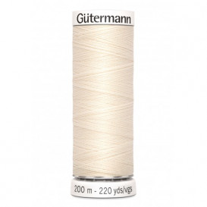 Fil Gütermann pour tout coudre 200 m - N°802