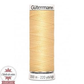 Fil Gütermann pour tout coudre 200 m - N°3