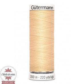 Fil Gütermann pour tout coudre 200 m - N°6