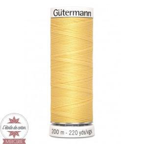 Fil Gütermann pour tout coudre 200 m - N°7