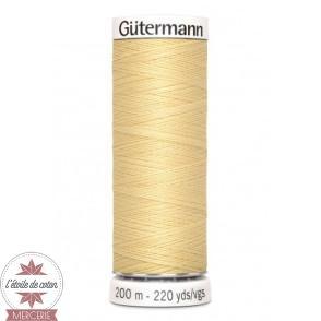 Fil Gütermann pour tout coudre 200 m - N°325
