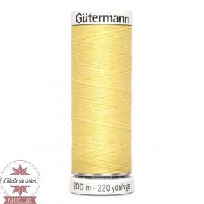 Fil Gütermann pour tout coudre 200 m - N°578