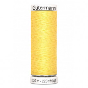 Fil Gütermann pour tout coudre 200 m - N°852