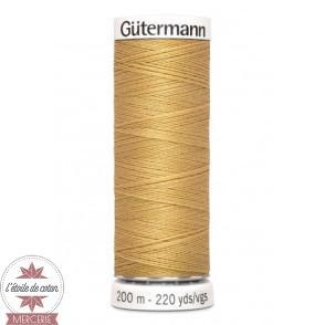 Fil Gütermann pour tout coudre 200 m - N°893