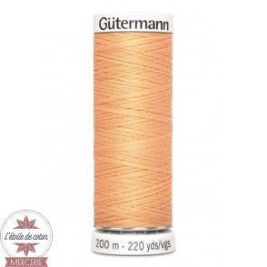 Fil Gütermann pour tout coudre 200 m - N°979