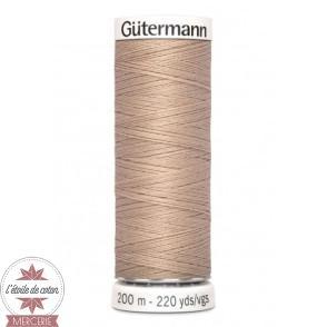 Fil Gütermann pour tout coudre 200 m - N°422