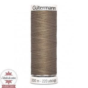 Fil Gütermann pour tout coudre 200 m - N°160