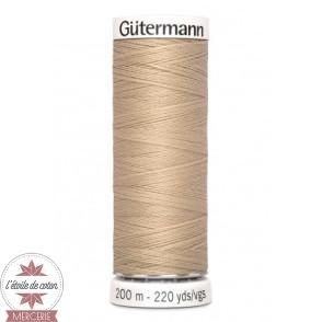 Fil Gütermann pour tout coudre 200 m - N°186