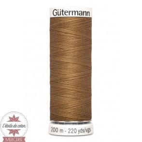 Fil Gütermann pour tout coudre 200 m - N°887