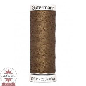 Fil Gütermann pour tout coudre 200 m - N°851