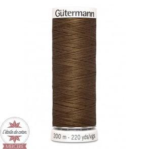 Fil Gütermann pour tout coudre 200 m - N°289