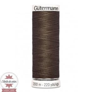 Fil Gütermann pour tout coudre 200 m - N°252