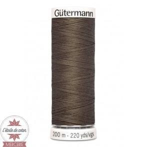 Fil Gütermann pour tout coudre 200 m - N°467