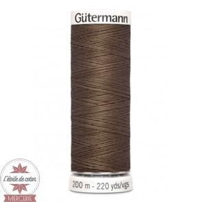Fil Gütermann pour tout coudre 200 m - N°815