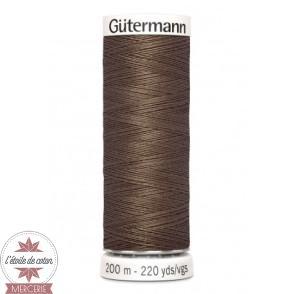 Fil Gütermann pour tout coudre 200 m - N°672