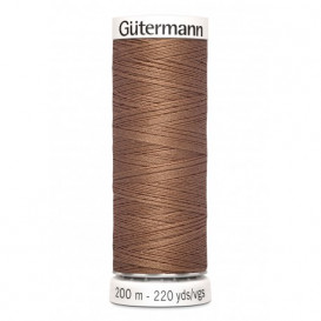Fil Gütermann pour tout coudre 200 m - N°444