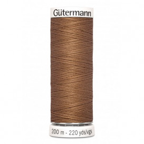 Fil Gütermann pour tout coudre 200 m - N°842