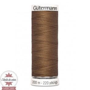 Fil Gütermann pour tout coudre 200 m - N°124